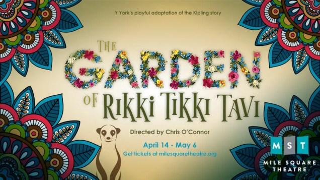 The Garden of Rikki Tikki Tavi by Y York