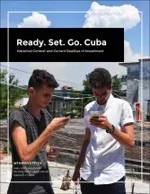 Cover FOA Cuba White Paper