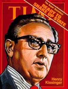 Kissinger and Time Magazine
