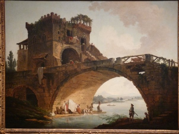 Robert, The Old Bridge