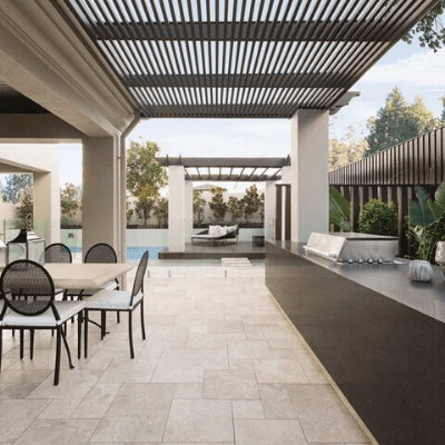 pros and cons of travertine tiles