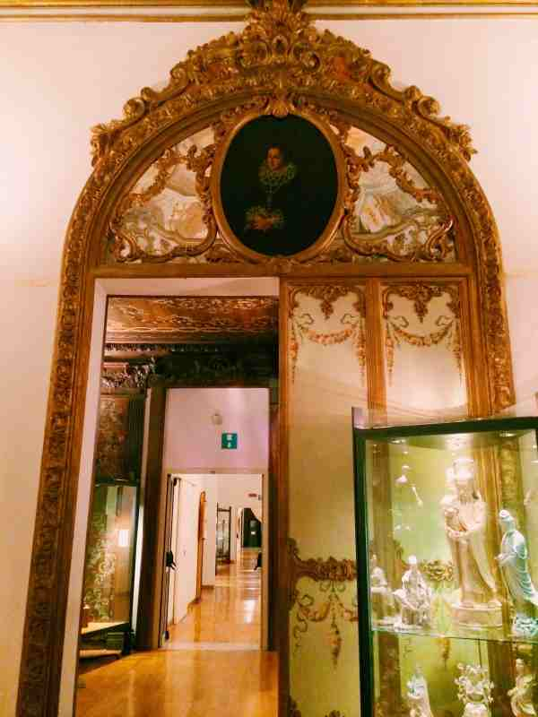 Oriental Art Museum Palazzo Brancaccio Milestone Rome