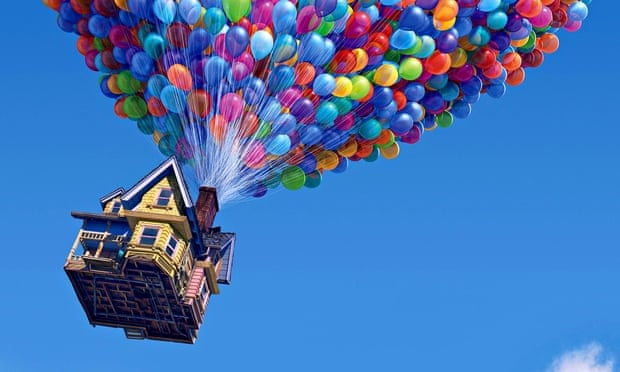 """Adventure is Out There! Inspired by Disney's """"UP"""" - Miles Two Go"""