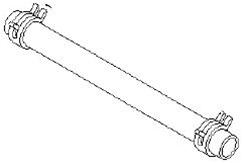 791766 Genuine Briggs & Stratton Molded Fuel Line