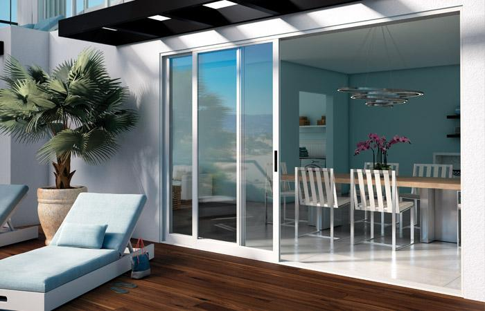 Stacking Sliding  Folding Glass Doors  Moving Glass Wall Systems  Milgard
