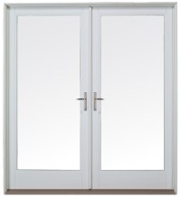 French Out-Swing Patio Door | Wood, Vinyl & Fiberglass ...