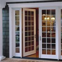 Window Frame & Door Frame Materials | Wood, Vinyl ...