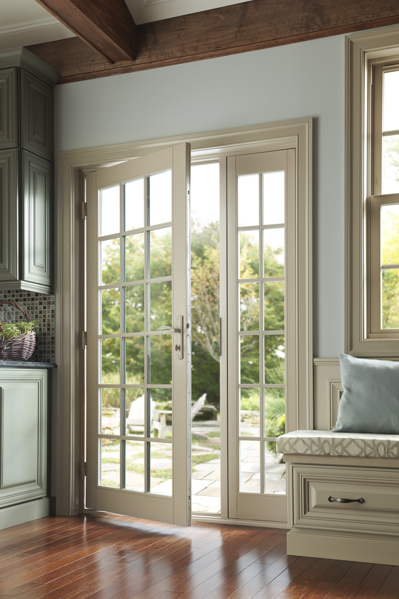 French InSwing Patio Doors  Exterior French Doors