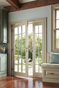 Out-Swing French Patio Doors - Exterior Doors | Milgard ...
