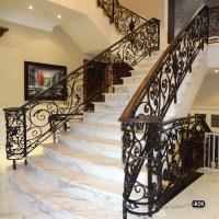 Miliano Design Ltd | Interior Iron Railings | Wrought Iron