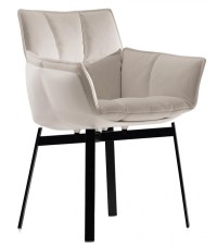 Husk Outdoor Small Armchair B&B Italia