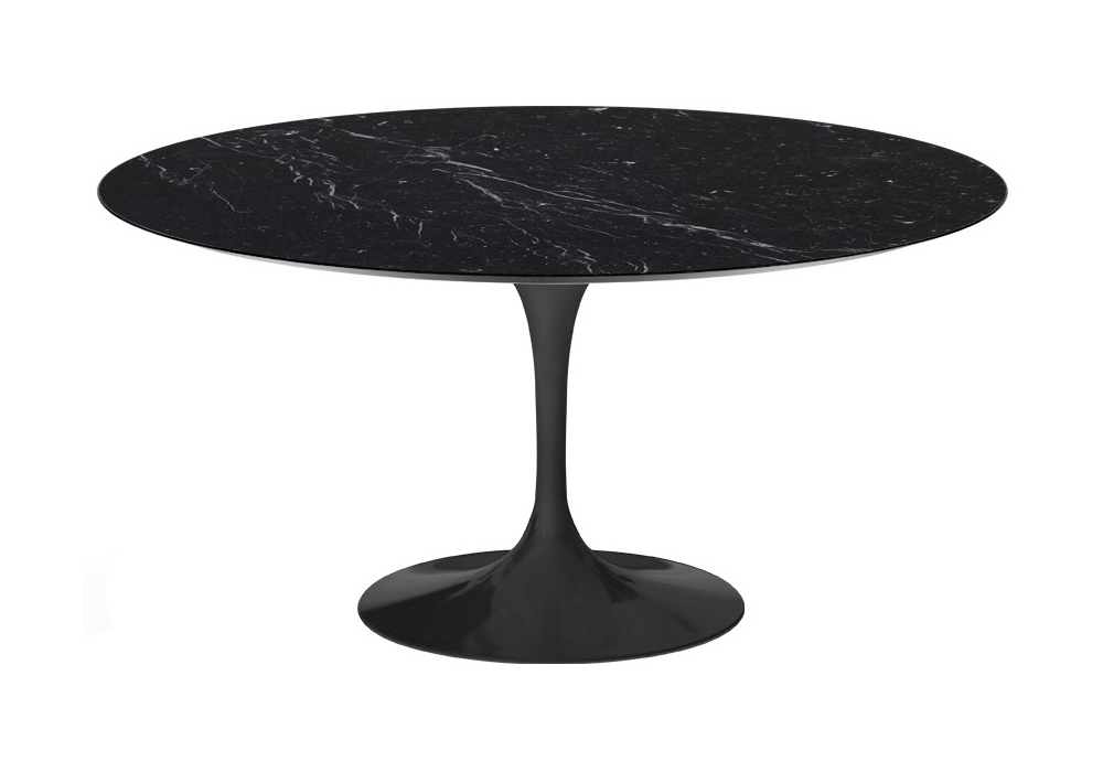 Saarinen Table Ronde De Marbre Knoll  Milia Shop