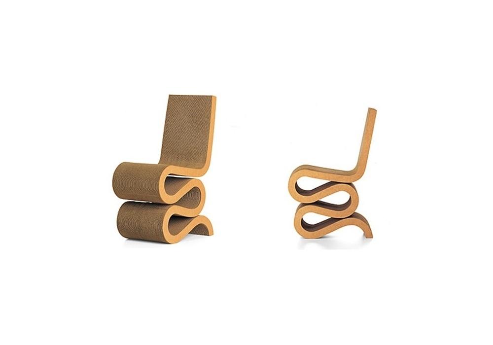 Wiggle side chair  Milia Shop