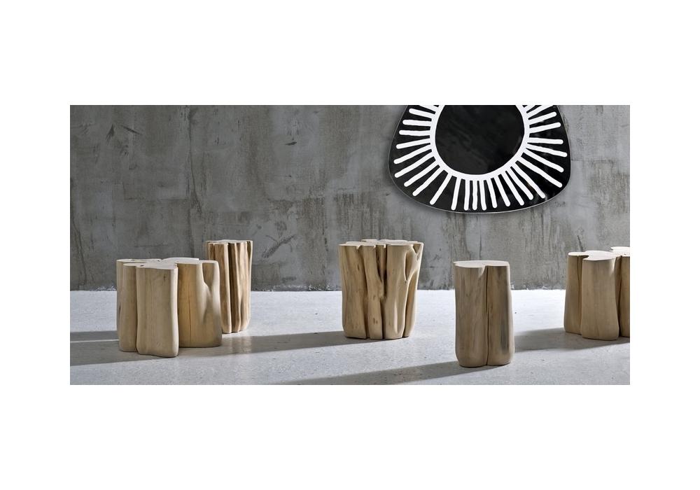 Brick Coffee Table  Stool Gervasoni  Milia Shop