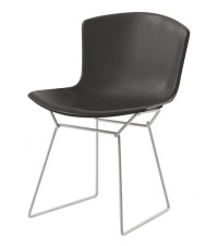 Bertoia Plastic Knoll Set of 2 Side Chairs - Milia Shop