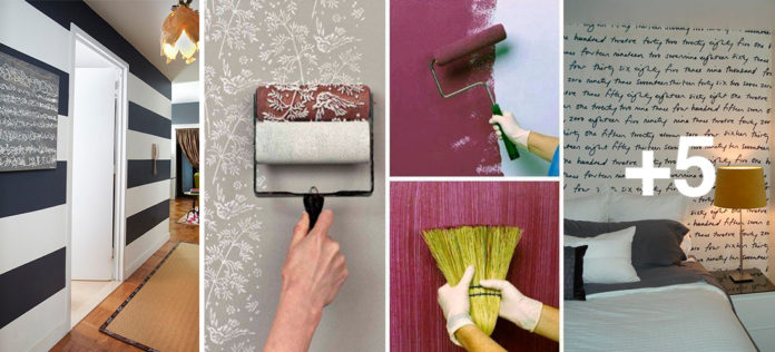 10 ideas para pintar tus paredes de forma nica  Mi Libro De Ideas