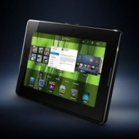 Características Blackberry Playbook
