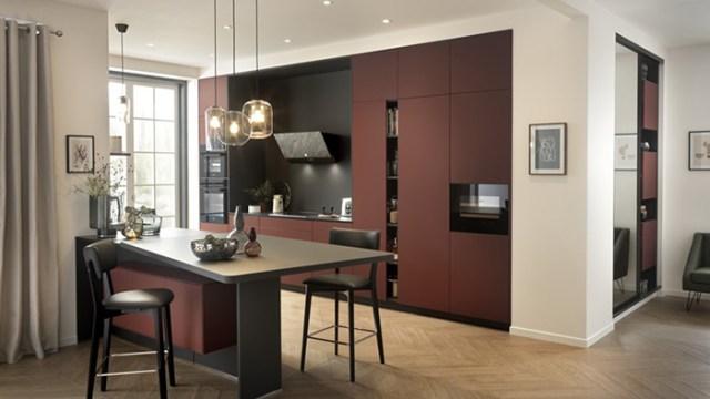 Bordeaux'da Schmidt mutfağı