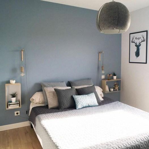 Color tendencia para pintar paredes Gris Azulado