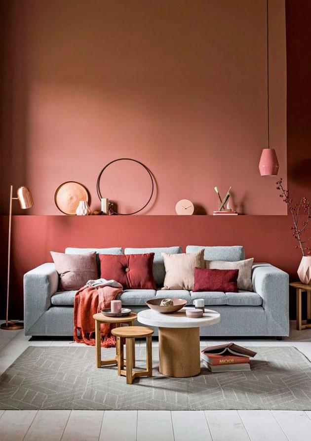 25 colores para pintar la casa Estn de moda son tendencia