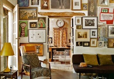 Images About Eclectic Decor Ideas On Pinterest