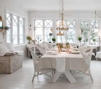 Decoracin de interiores estilo Shabby Chic  Mil Ideas