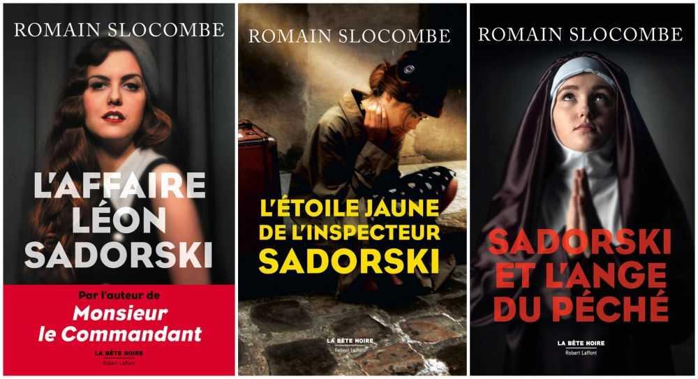 Polar Historique L Inspecteur Sadorski De Romain Slocombe