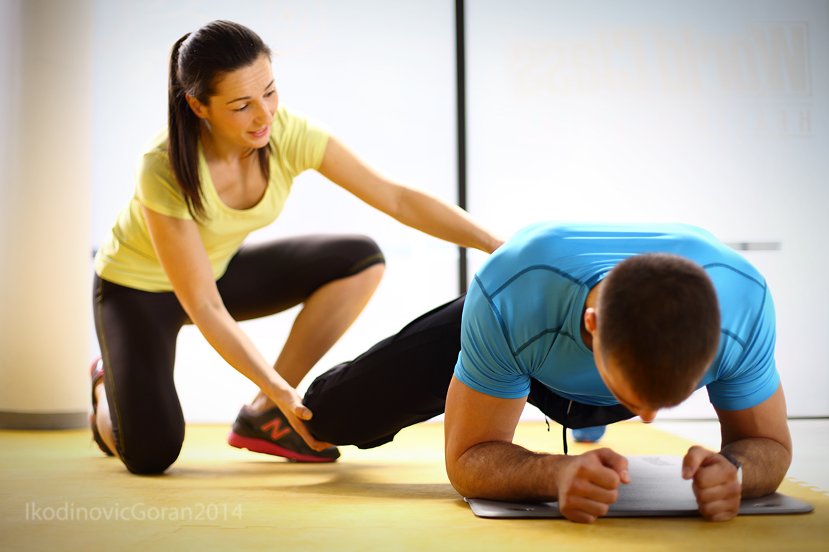 Health Related Fitness Personal Trainer
