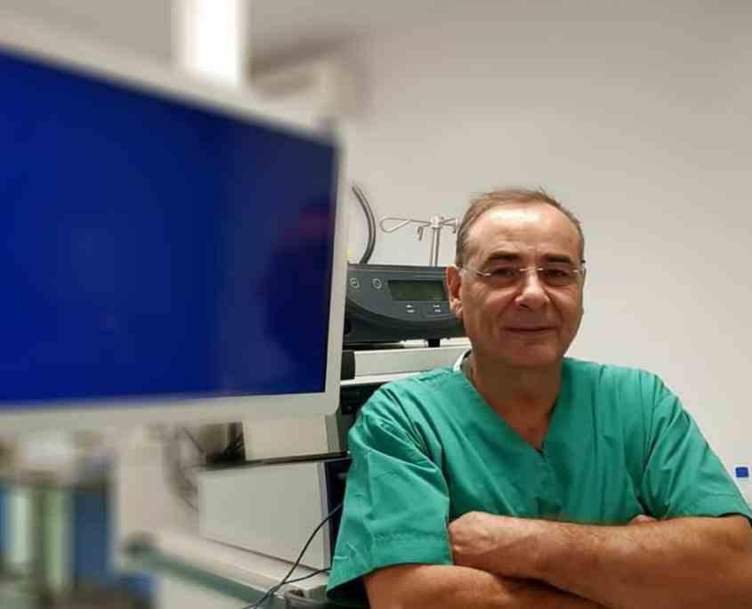 Δρ Μηλιωρίδης Θεόδωρος Χειρουργός Θεσσαλονίκη