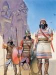 Assyrische Leibgarde