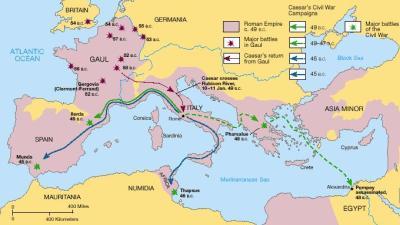 Conquista della Gallia