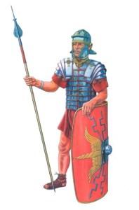 الفيلق الروماني
