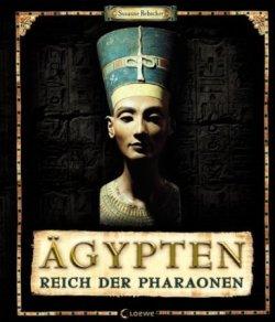 Ägypten - Reich der Pharaonen [Gebundene Ausgabe]