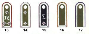 Unteroffiziersdienstgrade der Wehrmacht