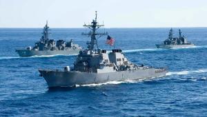 Bislang ist die US-Marine auf ihre Flotte von 15 Öltankern angewiesen, um Kriegsschiffe mit Treibstoff zu versorgen.