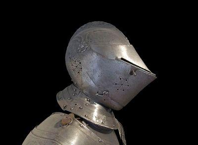 Armet, 15. Jahrhundert