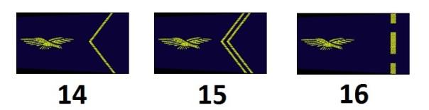 Offiziersschüler der französischen Luftwaffe (Élèves officiers)