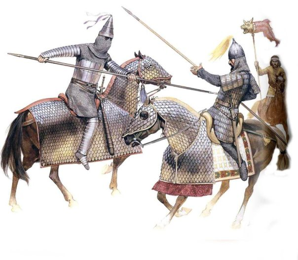 persische Kataphrakten