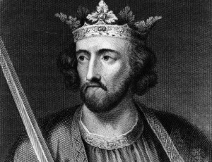 König Edward I.
