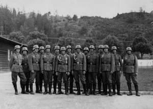 المشاة الألمانية في الحرب العالمية الثانية
