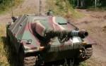 Deutscher Jagdpanzer 38 Hetzer