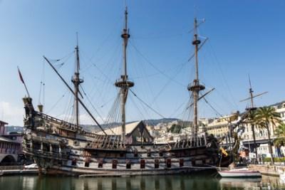 海王星大帆船