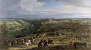 Einnahme Luxemburgs im Juni 1684