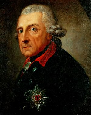 Фридрих II Пруссии