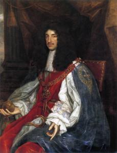 Re Carlo II d'Inghilterra