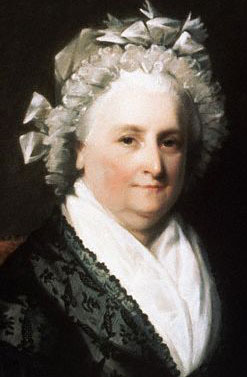 Martha Dandrige Custis
