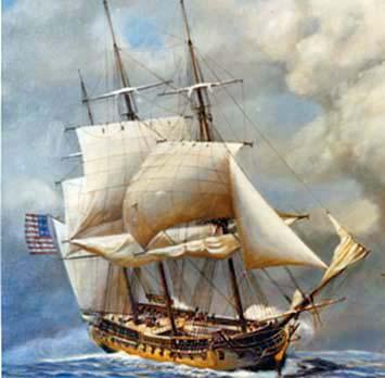 Fregata USS Constellation