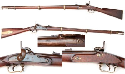 Enfield Rifled Musket