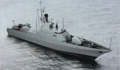 Raketenschiff Projekt 22800