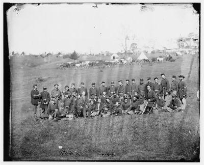 Soldaten der Unionsarmee